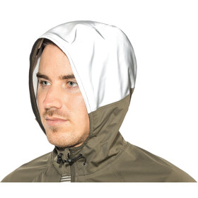 Craft Repel Jacket Herren dk olive/silver